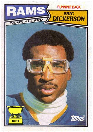 Eric Dickerson Goggles